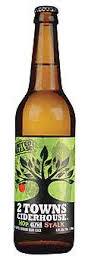 2Towns Hop & Stalk Cider