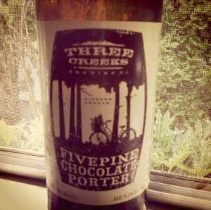 Three Creeks Brewing in Sister's Oregon