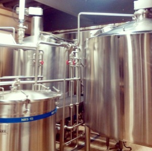 Mazama Brewing's brewery in Corvallis, Oregon