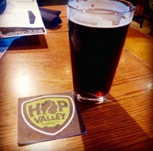 Hop Valley Brewpub in Springfield, Oregon